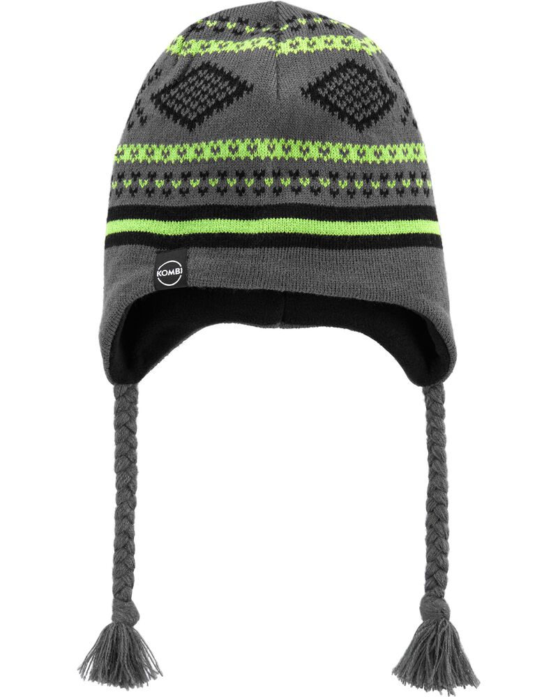 Kombi Fleece-Lined Peruvian Toque, , hi-res
