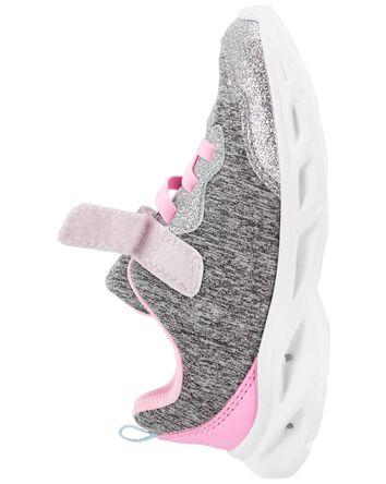 Chaussures de sport clignotantes