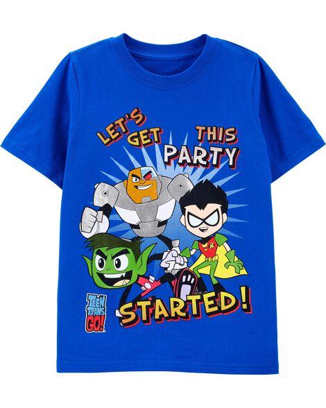 T-shirt Teen Titans GO!