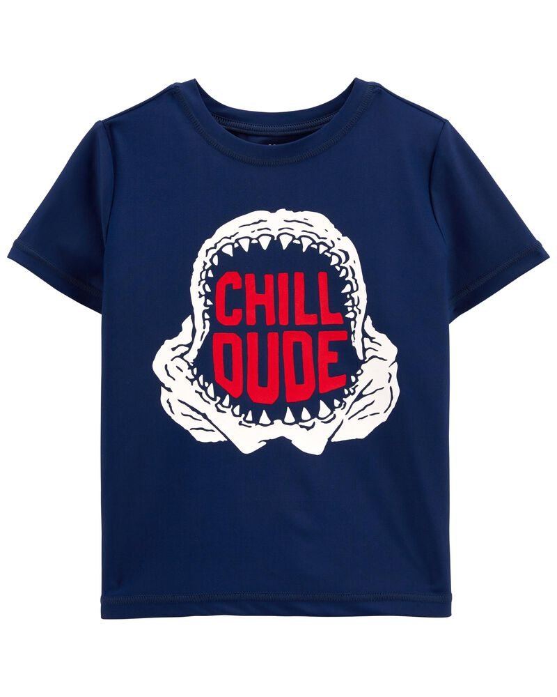 Chill Dude Rashguard, , hi-res