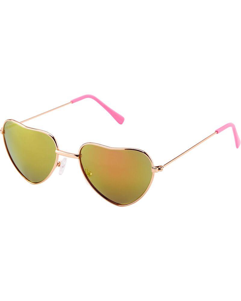 Heart Wire Sunglasses, , hi-res