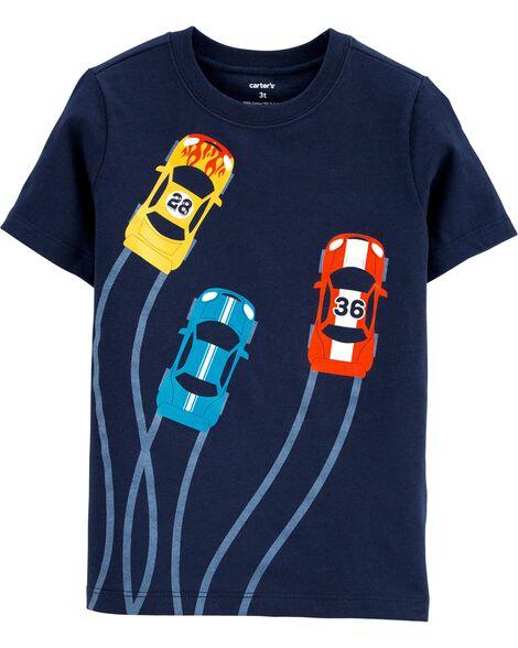 Race Cars Jersey Tee