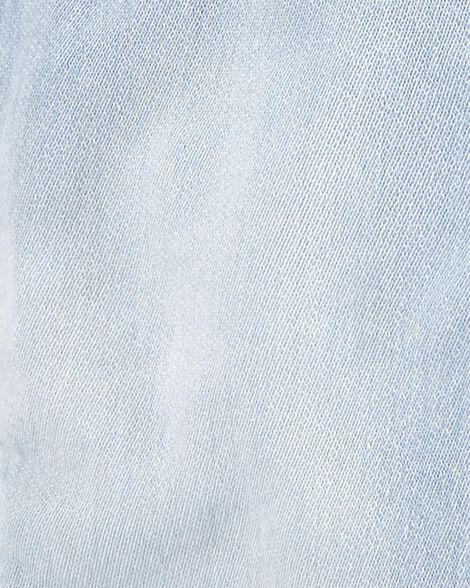 Salopette en tricot de denim