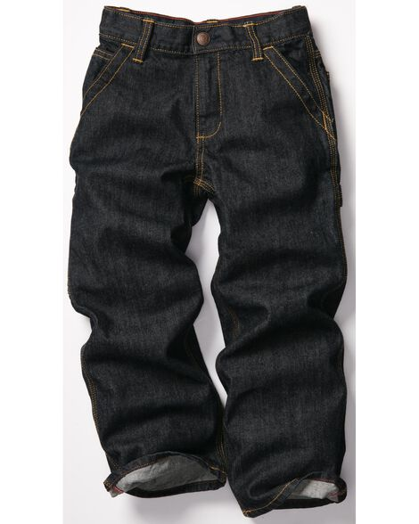 Slim Fit Carpenter Jeans – River Dark Rinse