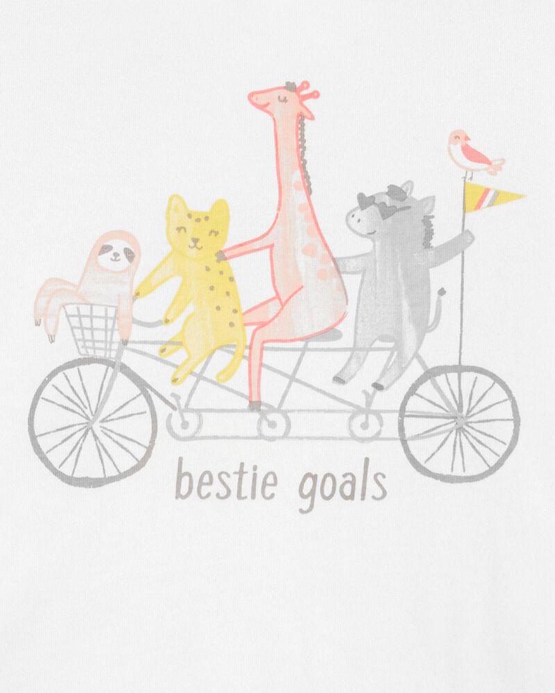 Bestie Goals Jersey Tee, , hi-res