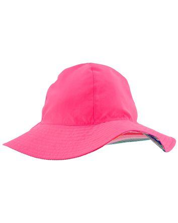 Chapeau de soleil à bord souple