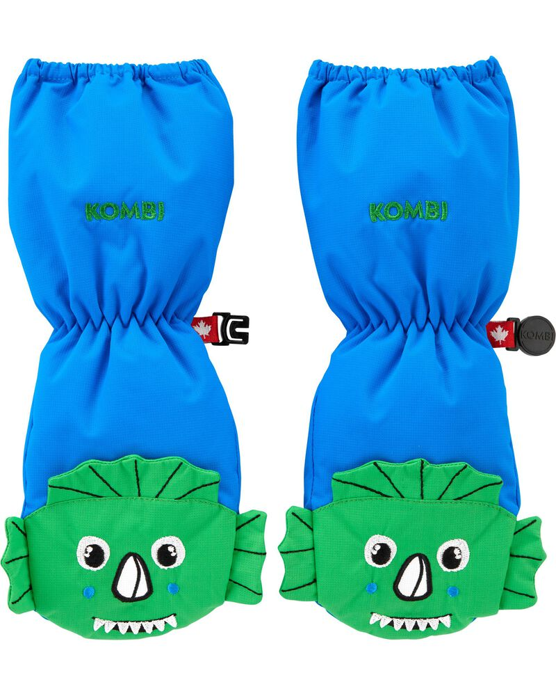 Kombi Daniel The Dinosaur Winter Mitt, , hi-res