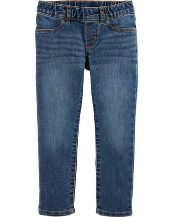 Pull-On Jegging  Shoreline Blue Was...