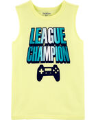 Video Game Muscle Tank, , hi-res