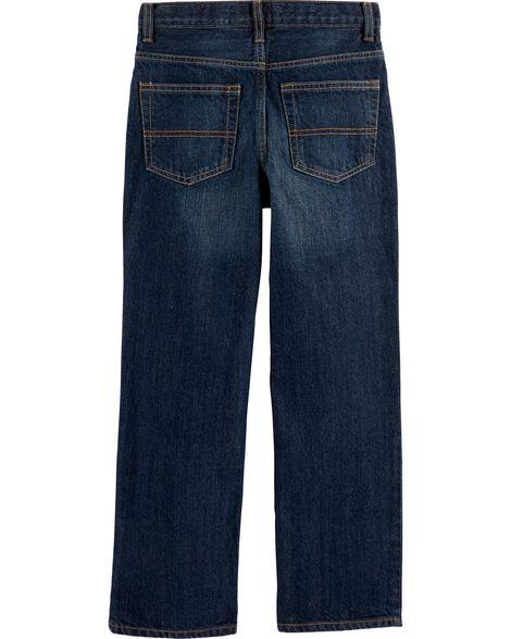 Classic Jeans - Rail Tie True Blue Wash