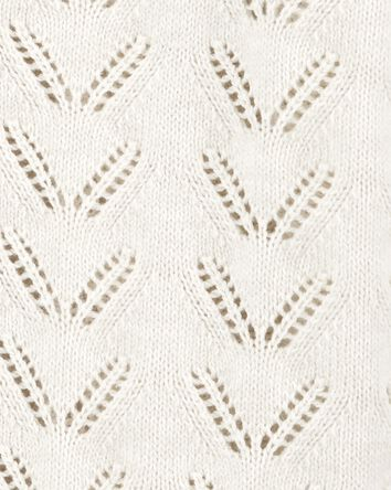 V-Knit Cardigan