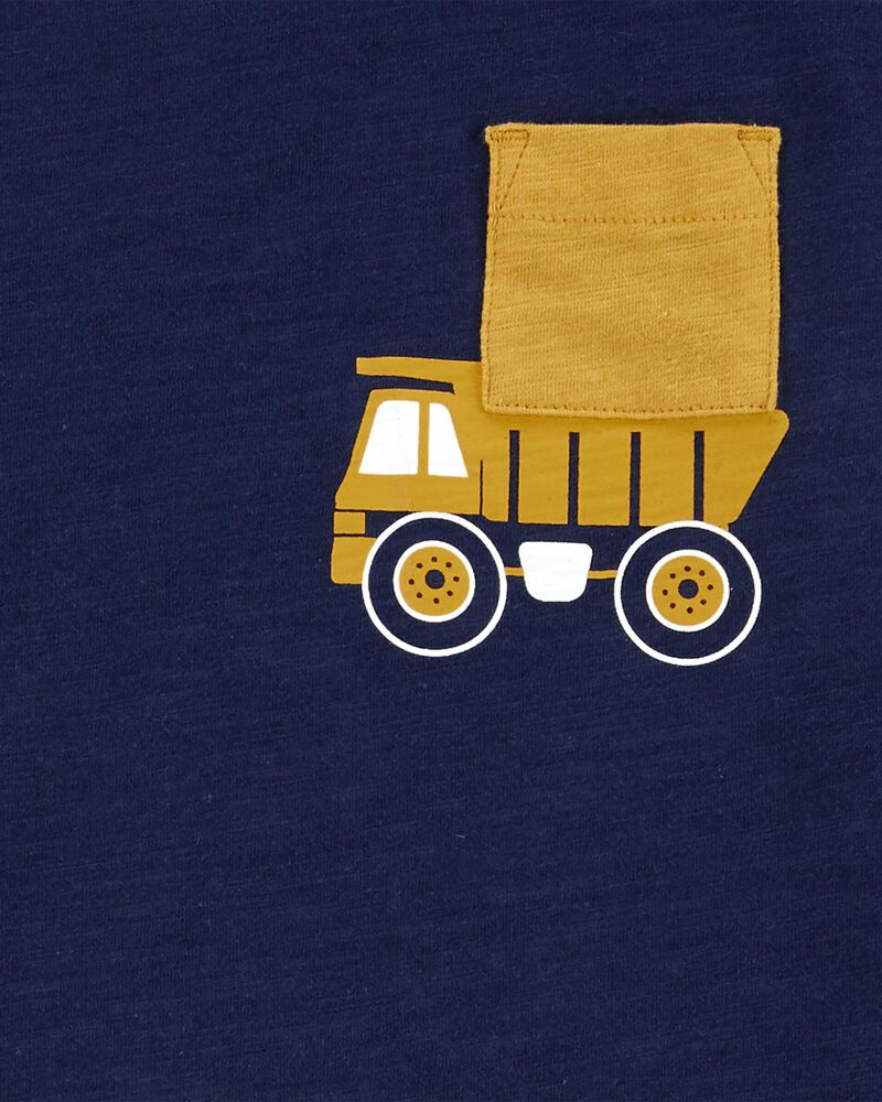 2-Piece Truck Tee & Short Set, , hi-res
