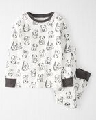 Organic Cotton 2-Piece PJs, , hi-res