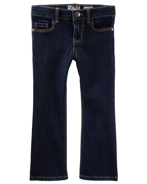 Skinny Bootcut Jeans - Heritage Rinse Wash