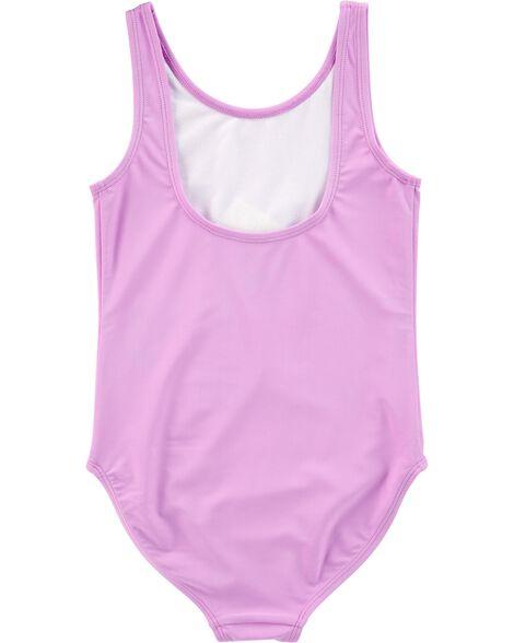 Flip Sequin Flamingo Swimsuit