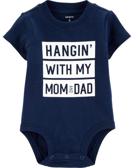 Cache-couche à collectionner maman et papa