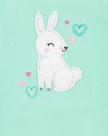 4-Piece Bunny 100% Snug Fit Cotton...