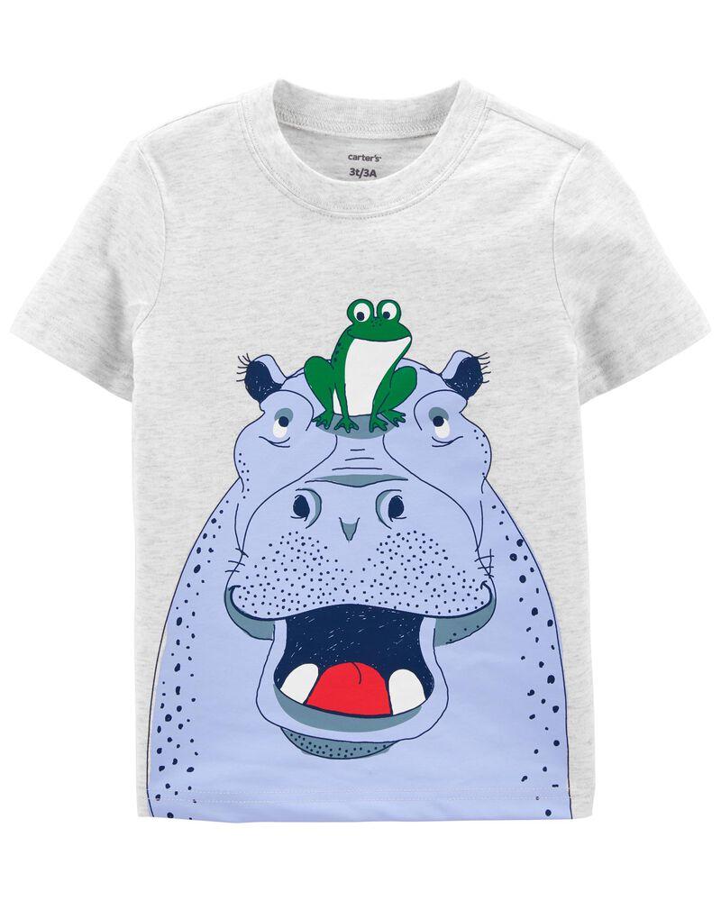 Hippo Jersey Tee, , hi-res