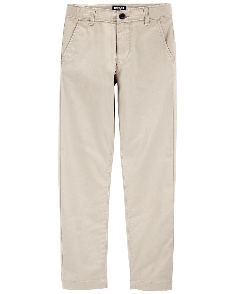 Pantalon d'uniforme en coutil extensible, , hi-res