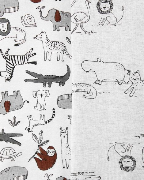 Emballage multiple 5 cache-couches originaux à animaux