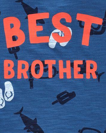2-Piece Brother Tank & Short Set