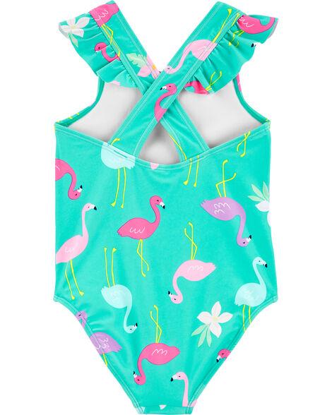 Carter's 1-Piece Flamingo Swimsuit