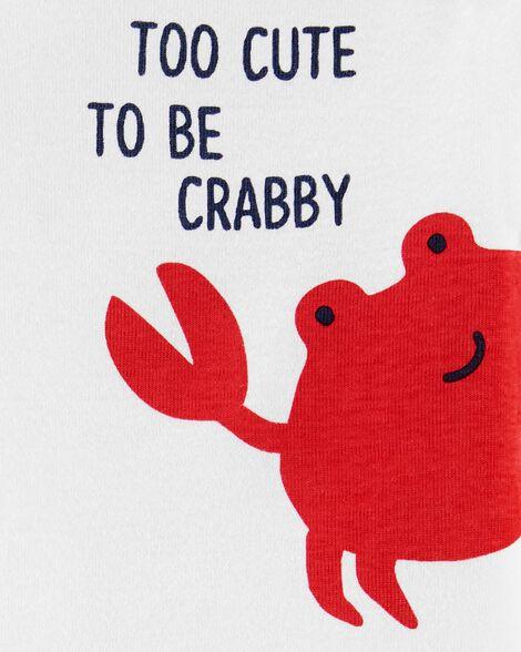 3-Piece Crab Little Jacket Set
