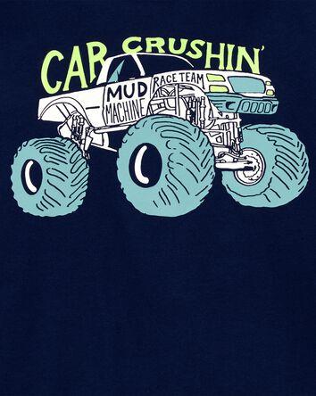 T-shirt imprimé original