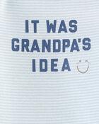 Grandpa's Idea Collectible Bodysuit, , hi-res