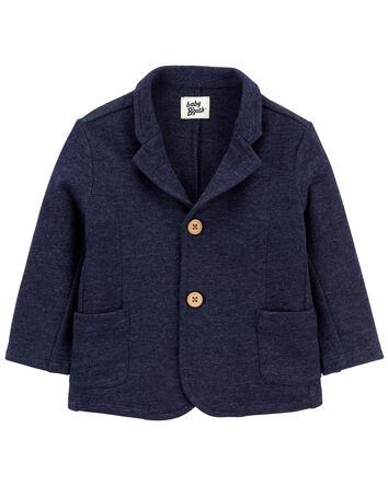 Terry Knit Blazer