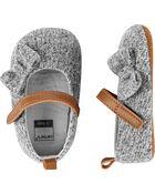 Chaussures pour bébé de style Charles IX avec nœud  , , hi-res