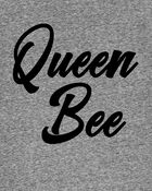 Queen Busy Bee Jersey Tee, , hi-res