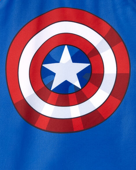 Captain America Rashguard