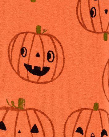 Halloween 2-Way Zip Cotton Sleep &...