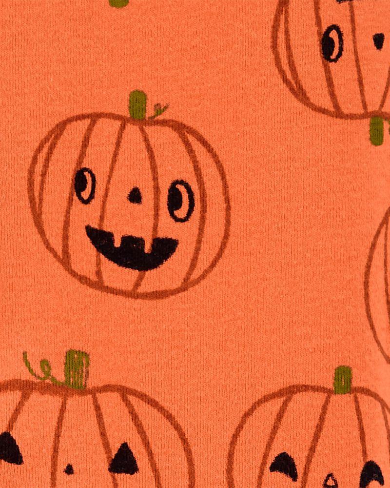 Grenouillère d'Halloween 2 pièces en coton avec glissière 2 sens, , hi-res