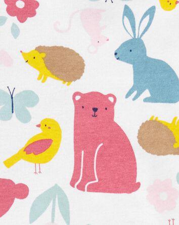 Pyjama 4 pièces en coton ajusté our...