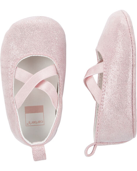 Chaussures de ballerine pour bébé Carter's