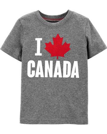Canada Maple Leaf Love Tee