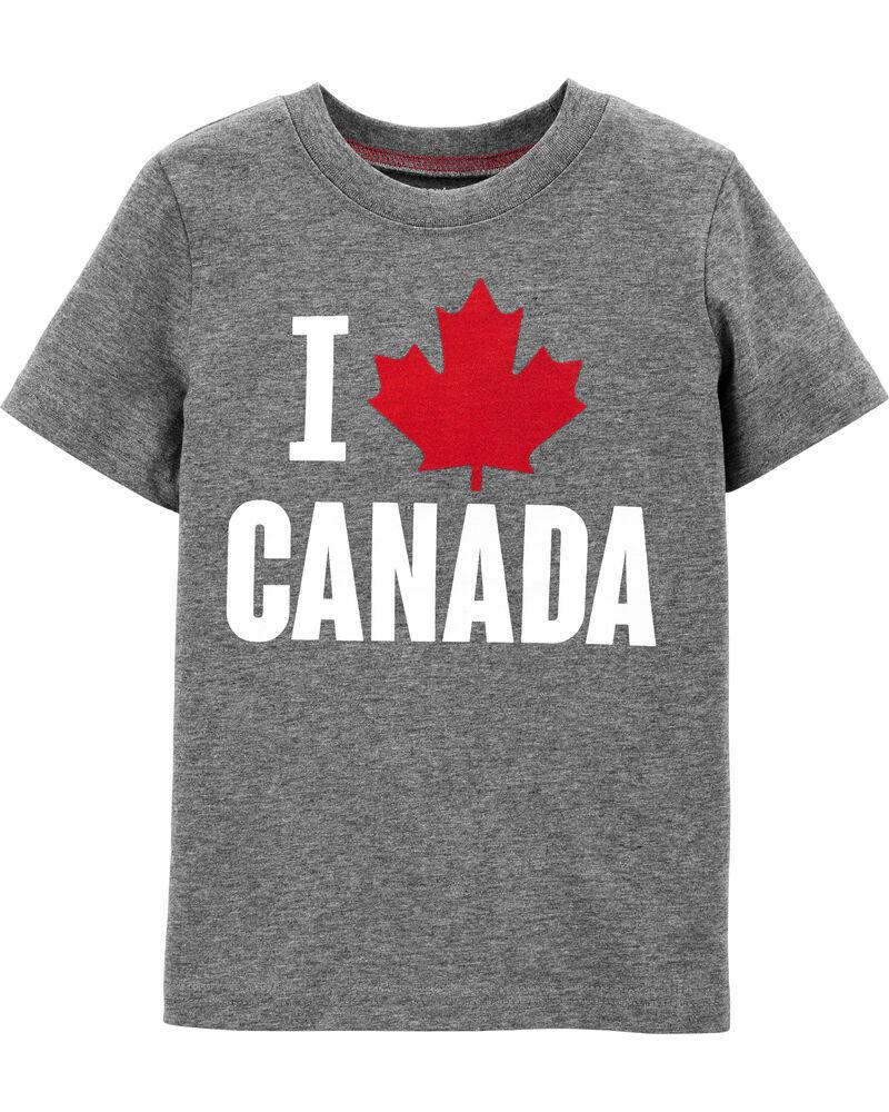 Canada Maple Leaf Love Tee, , hi-res