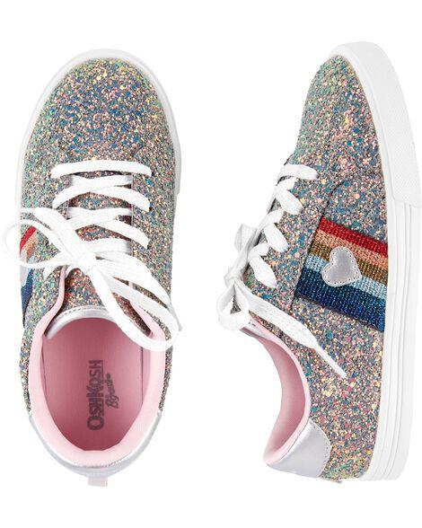Glitter Rainbow Sneakers