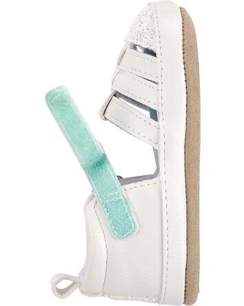 Robeez Taylor Sandal Soft Sole Shoe...