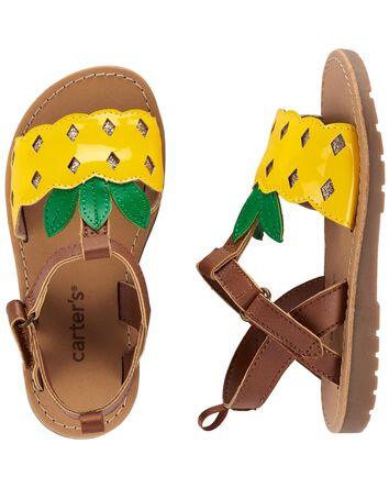Sandales à ananas