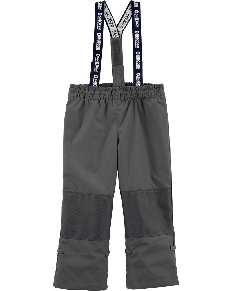 Fleece-Lined Midweight Snow Pant, , hi-res