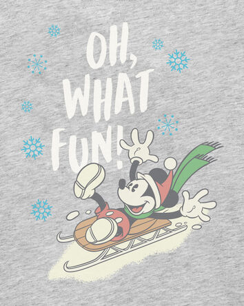 Holiday Mickey Mouse Tee
