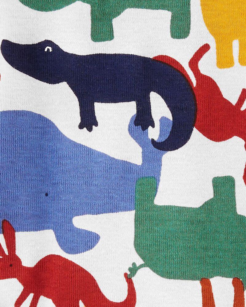 Animal Long-Sleeve Bodysuit, , hi-res