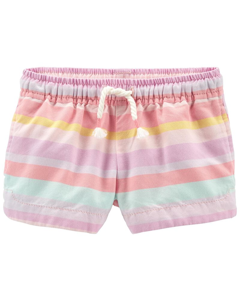 Striped Dolphin Shorts, , hi-res
