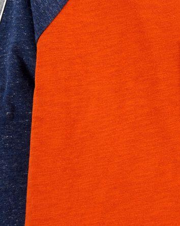 T-shirt à manches raglan en jersey