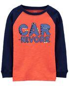 T-shirt en jersey Carnivore, , hi-res