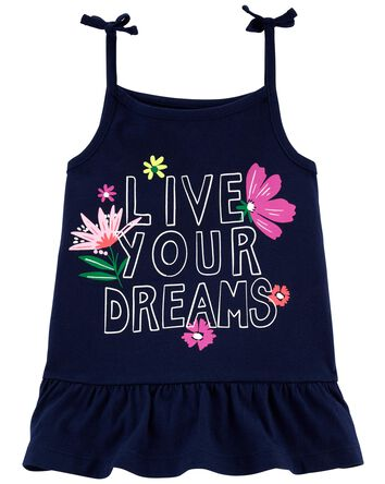 Dream Tropical Jersey Tank