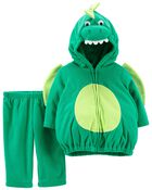 Costume d'Halloween p'tit dinosaure, , hi-res